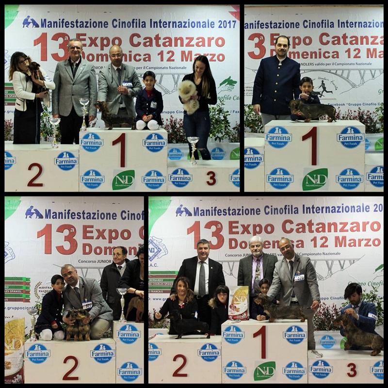 INTERNAZIONALE DI Catanzaro 12/3/ 2017